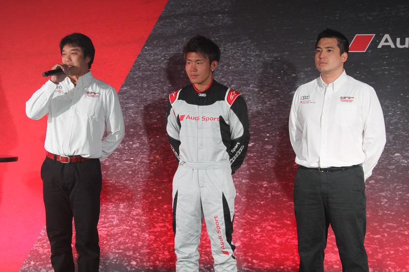スーパー耐久シリーズ ST-Rクラスに出場する「バースレーシングプロジェクト(BRP)」チーム