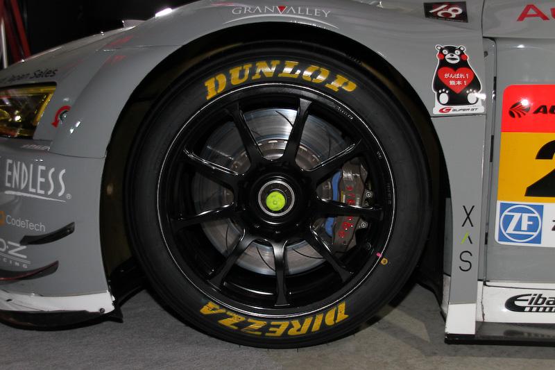 Audi Team HitotsuyamaチームのR8 LMS(21号車)
