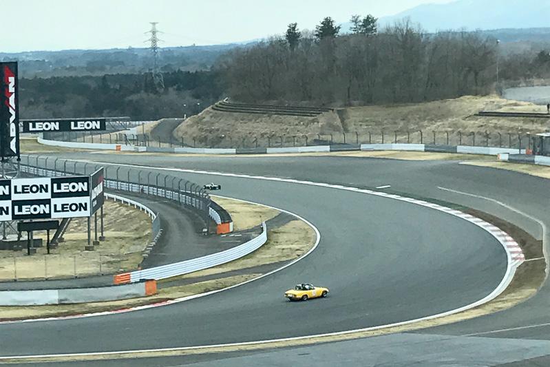 コースではオーナー走行やロータスレースのシーズン開幕戦などを実施