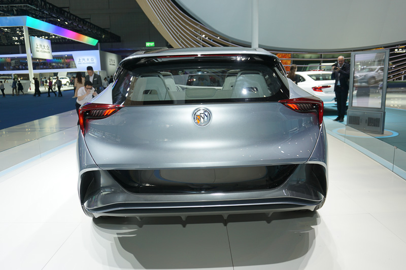 BUICKブランドのPHEVコンセプトカー「Buick Velite」