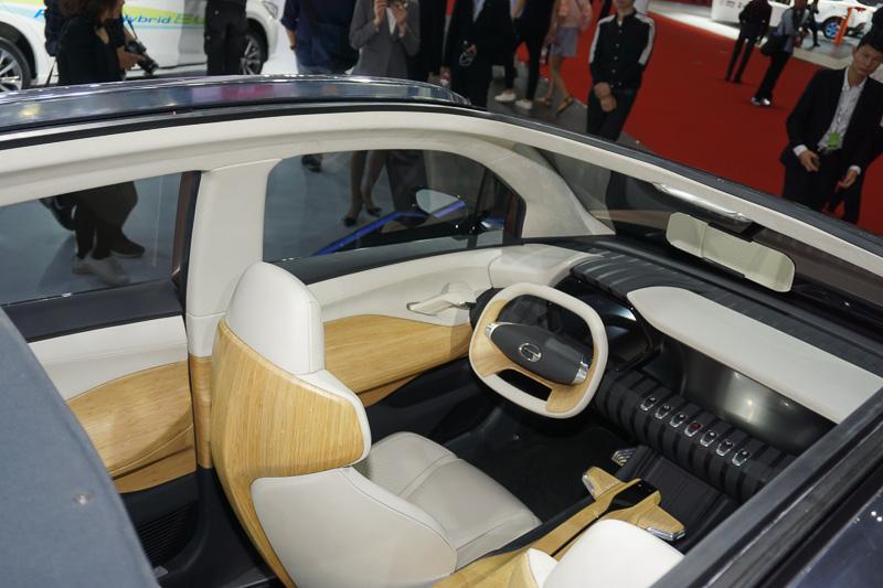 広州汽車グループ自社開発のプラグインハイブリッドのコンセプトカー「EnSpirit」