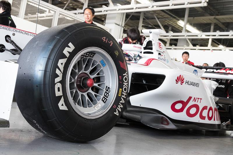 ドライバーが限界を引き出せるタイヤ、それが2017年のスーパーフォーミュラ用の新スペック