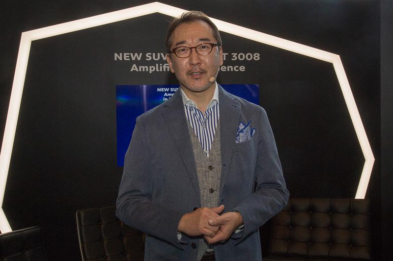サイエンス作家の竹内 薫氏を迎えてNew i-Cockpit関するトークセッションも開催された