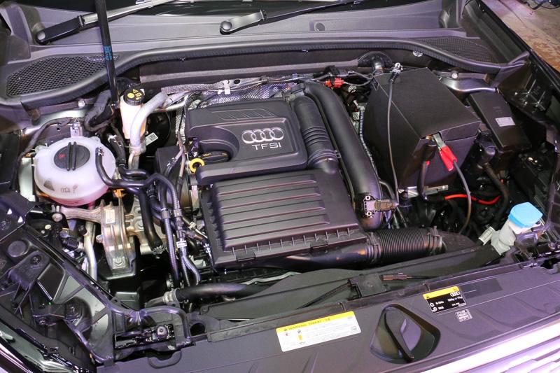 直列4気筒DOHC 1.4リッター直噴ターボは最高出力110kW(150PS)/5000-6000rpm、最大トルク250Nm(25.5kgm)/1500-3500rpmを発生