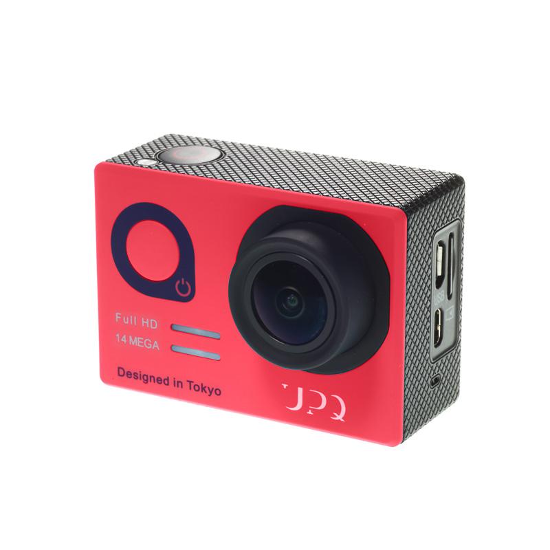 30m防水ハウジング付きアクションスポーツカメラ 「Q-camera ACX1」:1万5500円(税別)