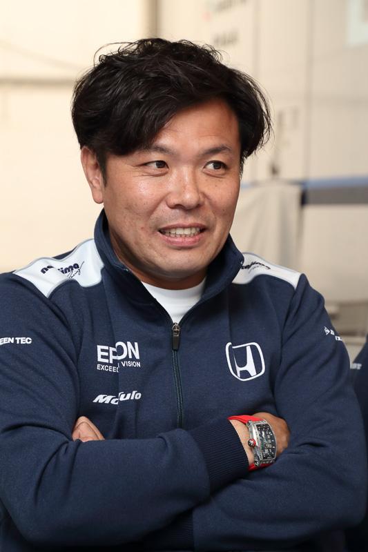 松浦孝亮選手