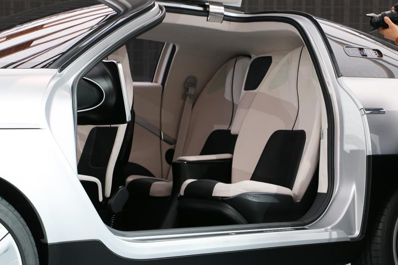 シートのデザイン