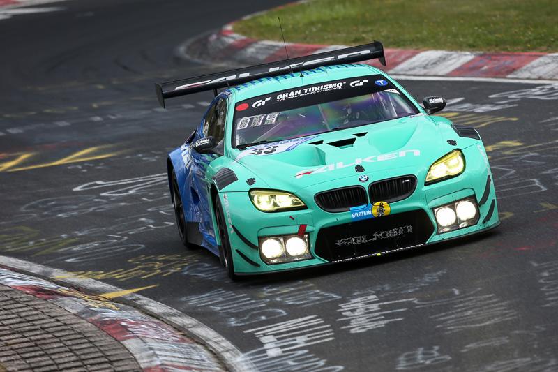 FALKEN Motorsportsの「BMW M6 GT3」