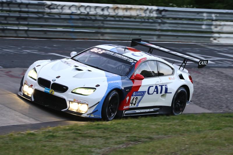 BMW Team Schnitzer(43号車)のBMW M6 GT3