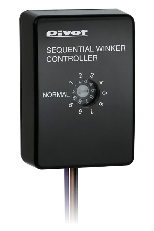 「SEQUENTIAL WINKER CONTROLLER」のBMW車対応品「SWC-BM」