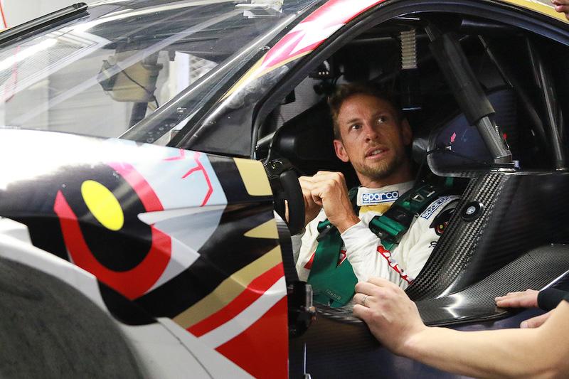 ジェンソン・バトン選手は、8月26日~27日開催の鈴鹿1000kmでMOTUL MUGEN NSX-GTのステアリングを握る