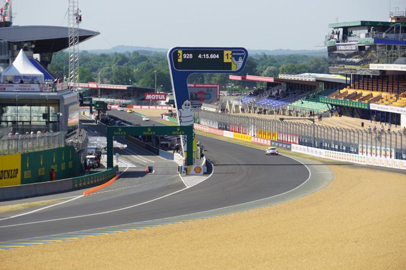 ル・マン24時間レースが行なわれるサルト・サーキット