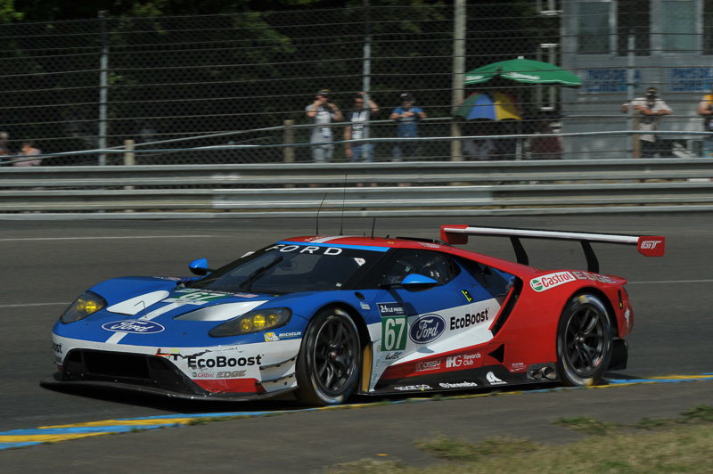 GTE-Amクラス フォードGT