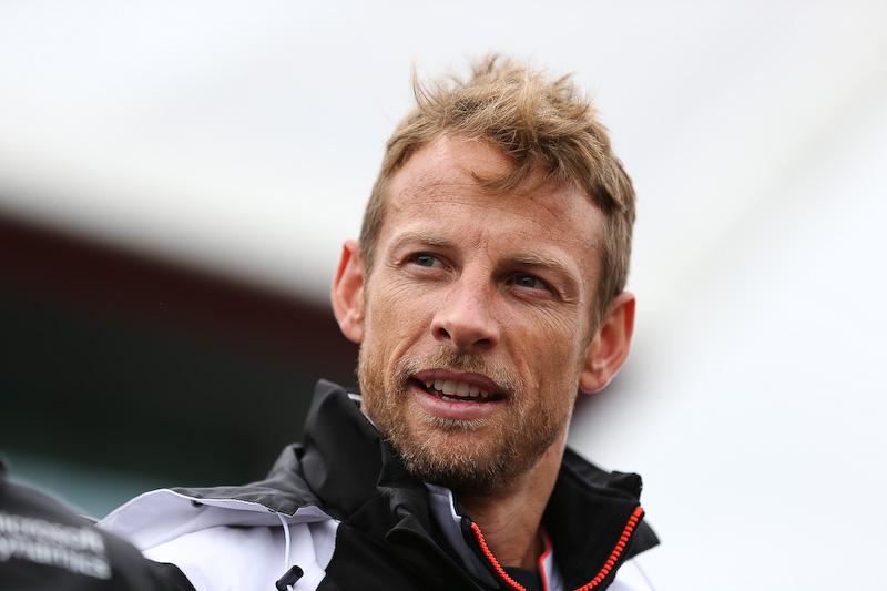 TEAM MUGENの第3ドライバーとしてMOTUL MUGEN NSX-GTを駆るジェンソン・バトン選手