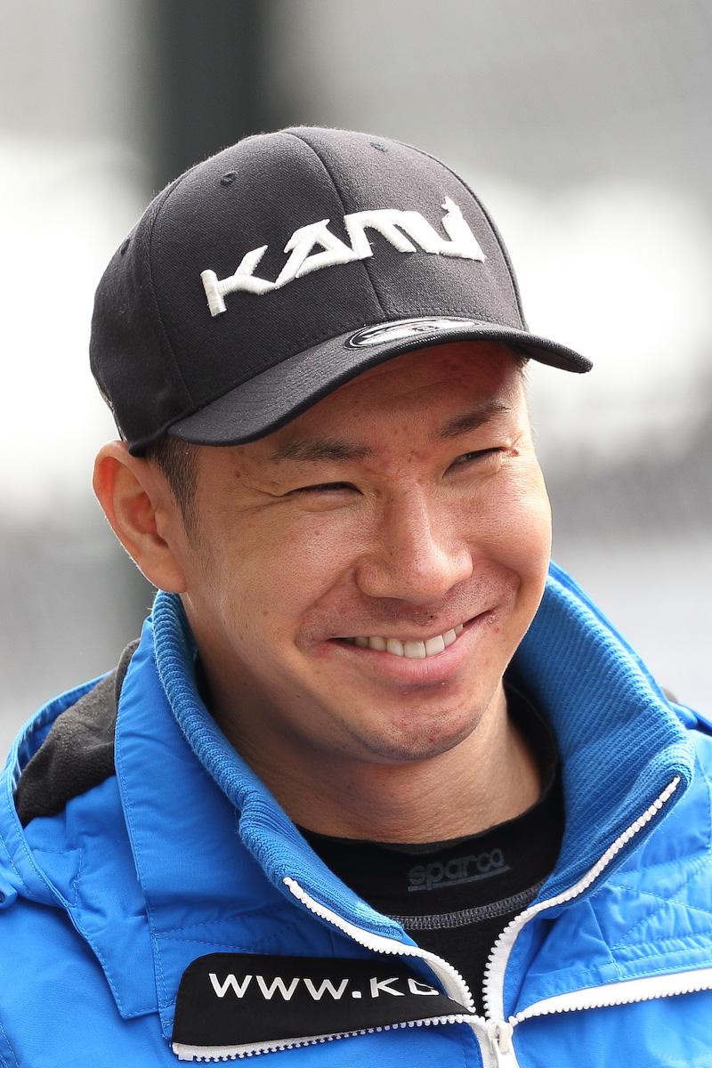 LEXUS TEAM WedsSport BANDOHの第3ドライバーとしてWedsSport ADVAN LC500を駆る小林可夢偉選手