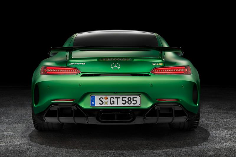 メルセデスAMG GT Rのエクステリア
