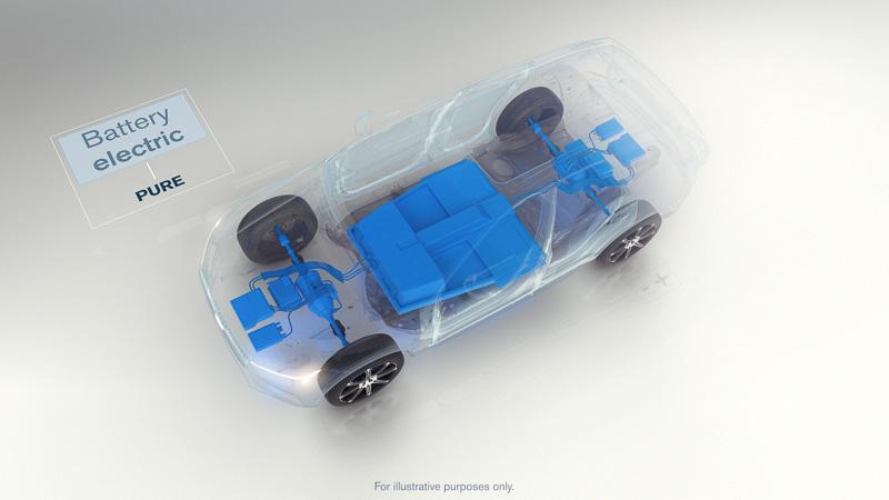 ボルボ・カーズは2019年~2021年の間に5台のEV(電気自動車)を発売