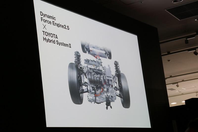ゼロから新規開発したという新しいパワートレーンは、気持ちのいい走りを実現すると同時に41%という高い最大熱効率で33.4km/LのJC08モード燃費を達成