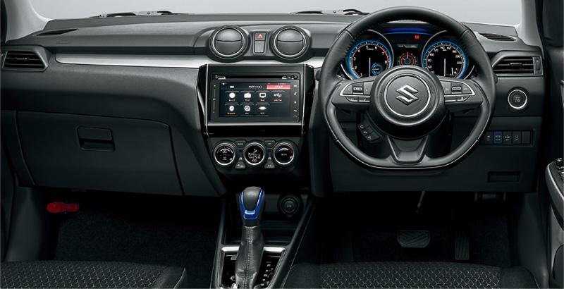 インパネ HYBRID SL 全方位モニター付メモリーナビゲーション装着車