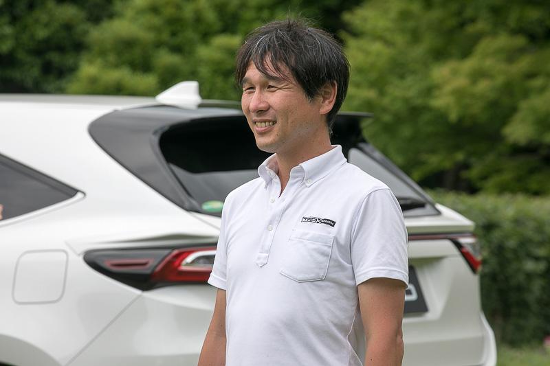 トヨタテクノクラフト株式会社 商品事業部商品開発室 デザイングループ グループ長 新美裕三氏