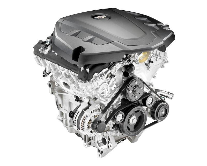 最高出力231kW(314PS)/6700rpm、最大トルク368Nm(37.5kgm)/5000rpmを発生する新世代のV型6気筒DOHC 3.6リッター直噴エンジン