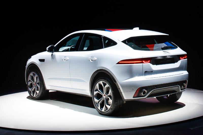 新型SUV「E-PACE」