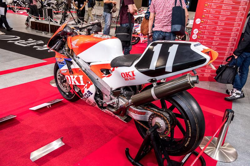 1992年 RVF750(OKI HONDA RT)