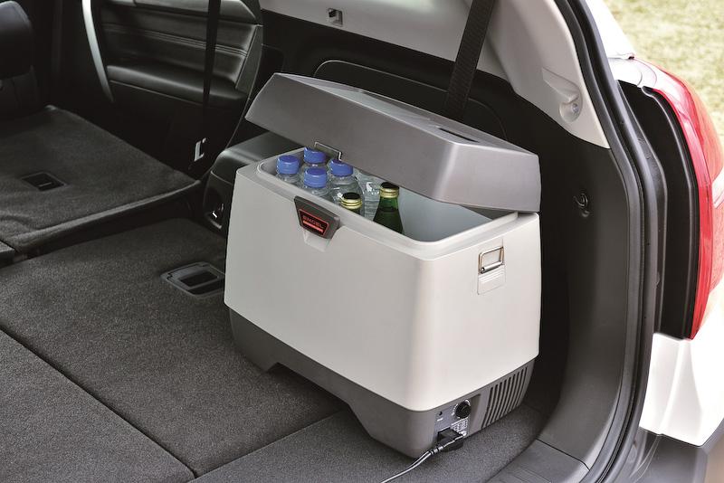 ポータブル冷蔵庫(-18℃まで冷やせる本格冷凍・冷蔵庫)
