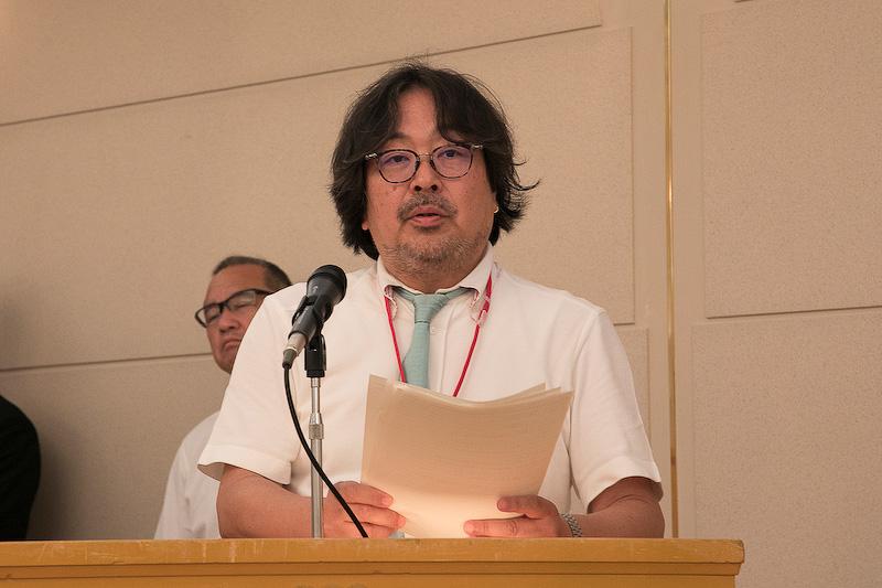 サステイナブルコミュニケーションズ株式会社 代表取締役社長 山本信三氏