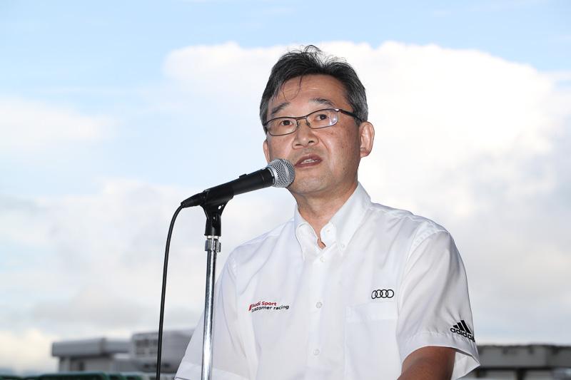 アウディ ジャパン代表取締役社長 斎藤徹氏