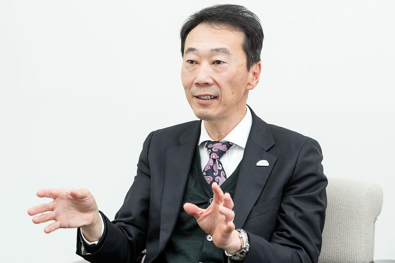 トヨタ自動車株式会社 先進技術開発カンパニー BR次世代車両企画室 主査の権藤憲治氏