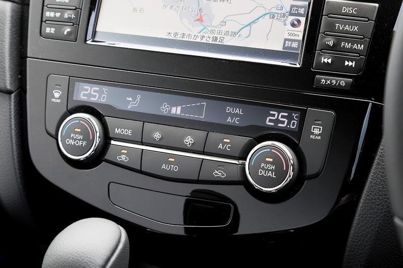 日本車のオートエアコンの推奨設定温度は「25℃」