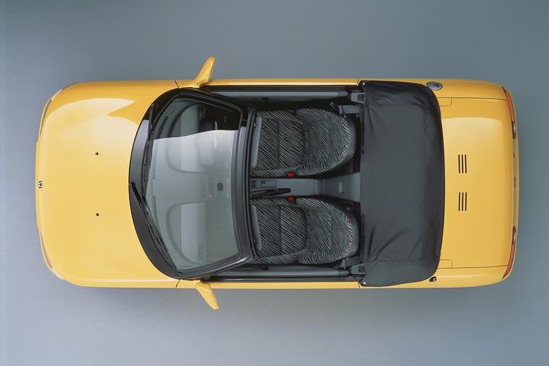 2シーター・ミッドシップ オープンカー「ビート」