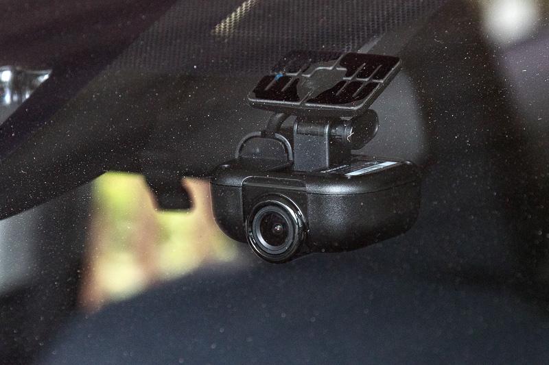 2017年モデルのカーナビと連携可能なドライブレコーダー「CA-DR02D」