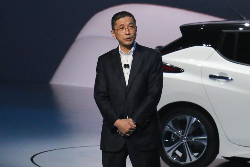 日産自動車株式会社 代表取締役社長兼最高経営責任者 西川廣人氏