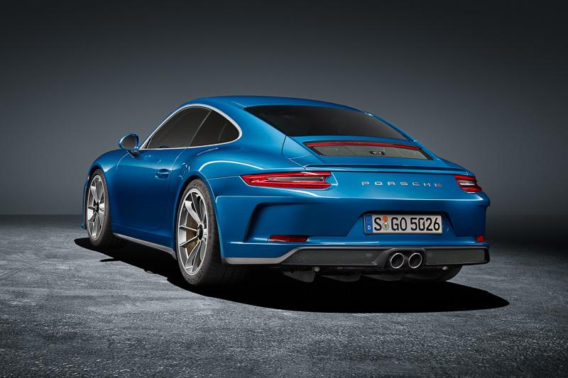 911 GT3 ツーリングパッケージのエクステリア