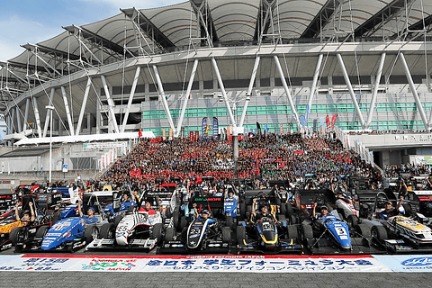 将来の自動車産業を担う若者が静岡に集結。「第15回全日本学生フォーミュラ大会」レポート