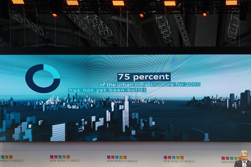 2050年のスマートシティに必要なインフラの50%はまだ構築されていない