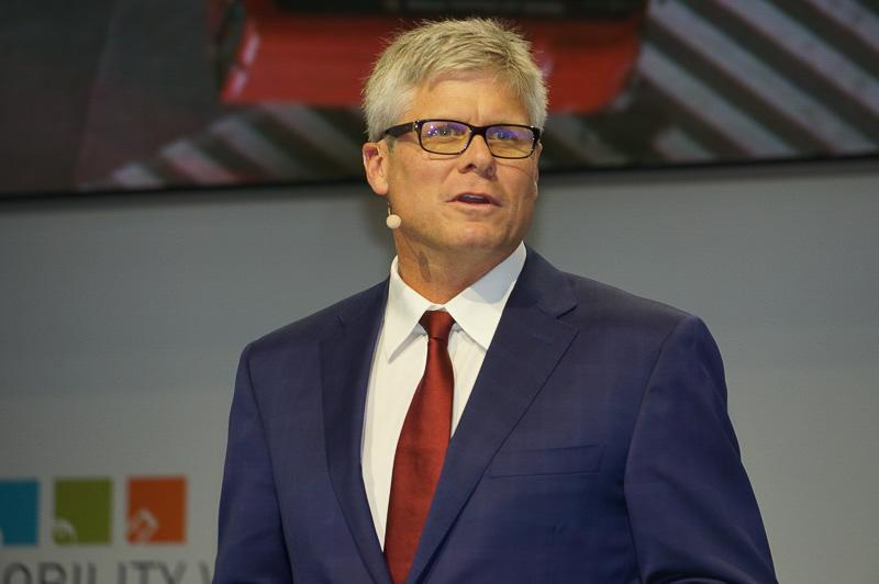 Qualcomm CEO スティーブ・モレンコフ氏
