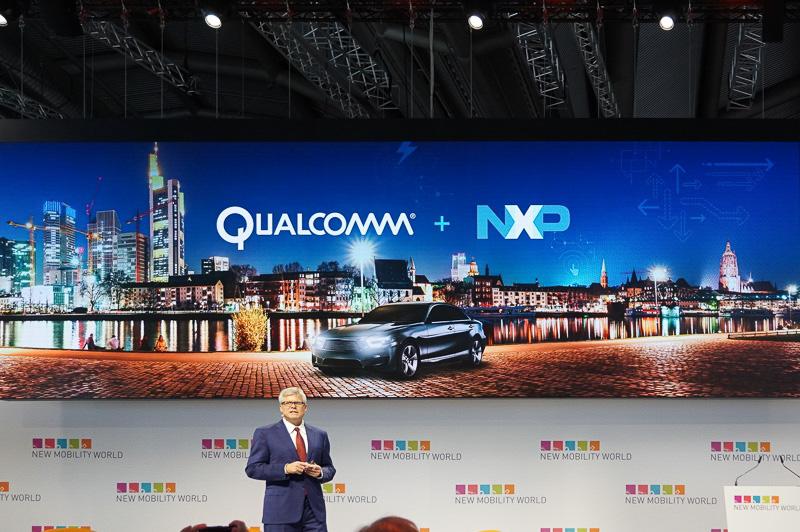 NXPの買収も完了を目指しているとモレンコフCEO