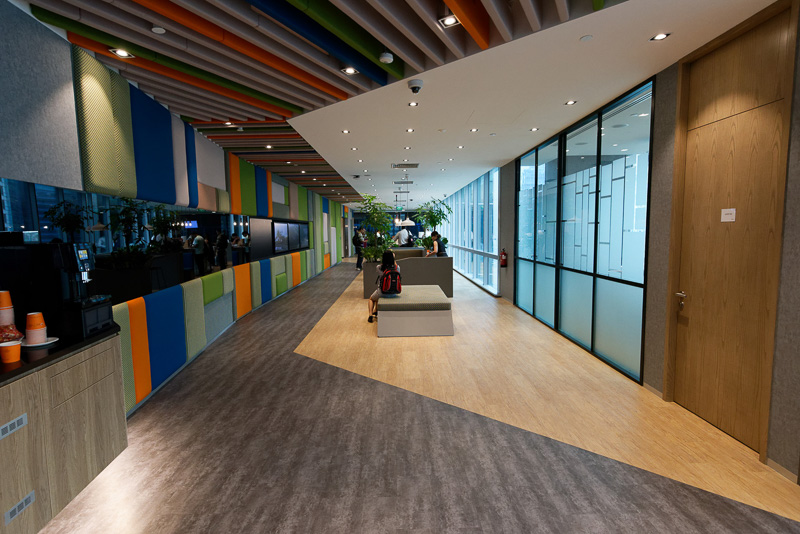 シンガポールにあるMicrosoft Asiaのオフィス