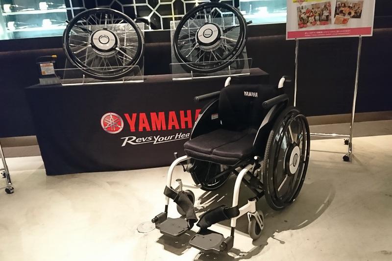 電動アシスト車椅子「JWスウィング」