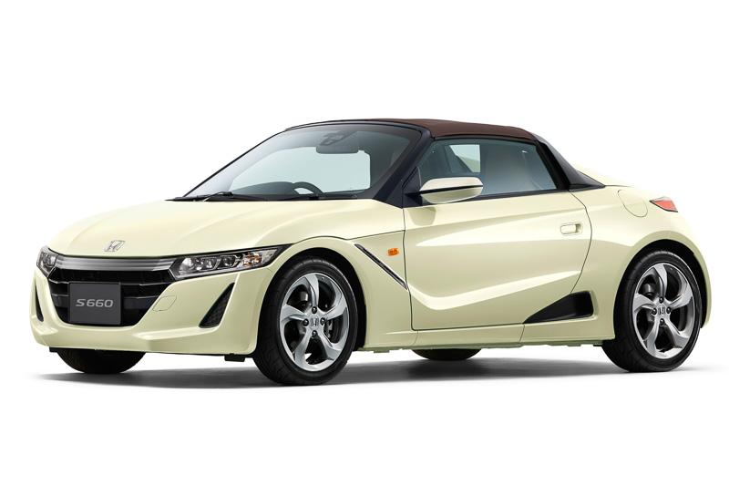 S660 β特別仕様車 コモレビ エディション