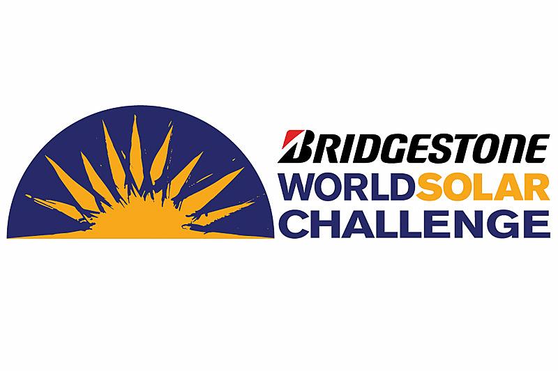 「ブリヂストンワールドソーラーチャレンジ」の大会ロゴ