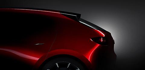 マツダ、東京モーターショー2017で次世代ガソリンエンジン「SKYACTIV-X」&次世代デザインコンセプト公開 「次世代商品コンセプトモデル」