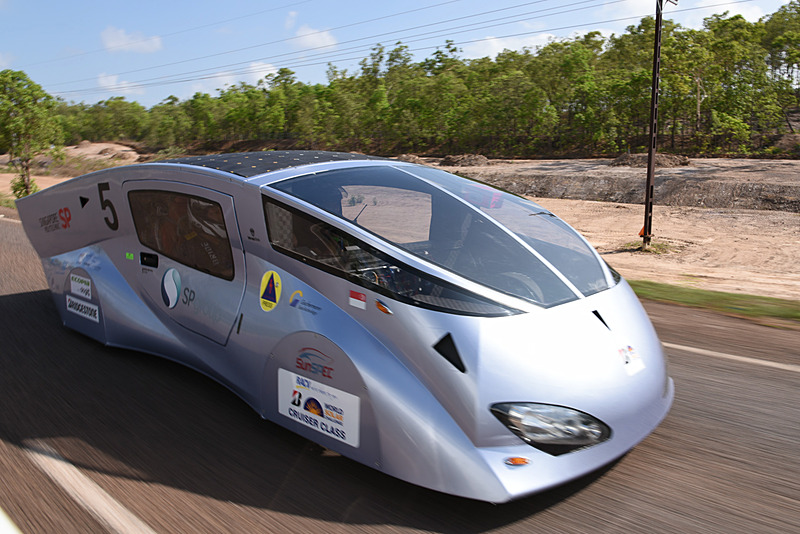 クルーザークラスの参加車両は、ちょっと変わった市販車といっても問題ないほど実用車に近い。性能面ではまだまだ引き上げが必要だろうが、進化のスピードは早いのではないだろうか