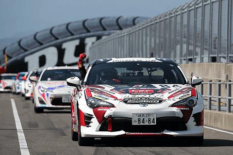 【連載】橋本洋平の「GAZOO Racing 86/BRZ Race」奮闘記