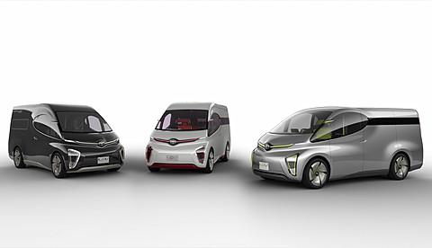 トヨタ車体、ファッションブランドとコラボしたコンセプトカーなど4モデルを東京モーターショー2017で世界初公開 3つのスタイルでLCVの魅力を提案する「LCV CONCEPT」