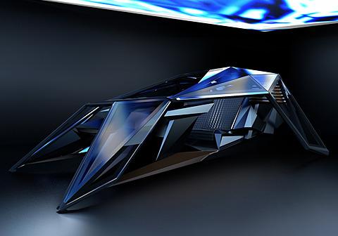 トヨタ紡織、内装が変化するコンセプトモック「VODY」「MOOX」を東京モーターショー2017に出展 コンセプト未来モック「VODY」