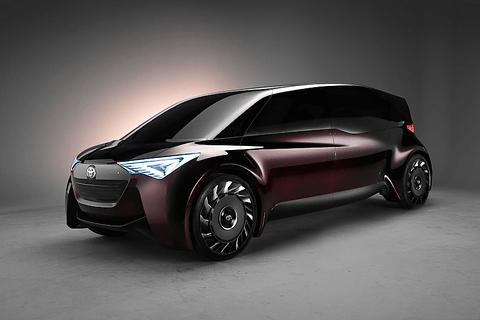 """トヨタ、""""プレミアムサルーン""""の新たな方向性を示す燃料電池車コンセプト「Fine-Comfort Ride」 燃料電池車(FCV)のコンセプトモデル「Fine-Comfort Ride」"""